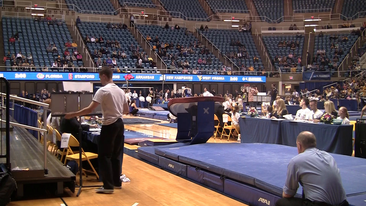 V-Meghan Pflieger 9 75 at NCAA Regionals WVU 4 4 15